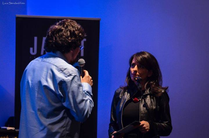 Jazz It Club Cristiana Piraino Luciano Vanni
