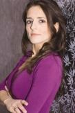 Cristiana Piraino, the blogger of Romalive, photo by Silvia Lisotti