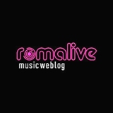 Romalive Logo - design by Claudia Cimino