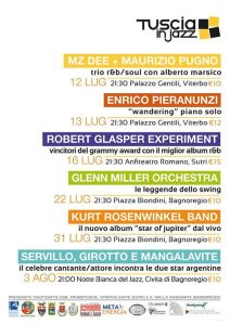 locandina tuscia in jazz 2013