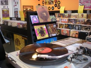 hocup pocus record store