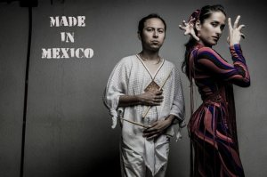Israel Varela - Karen Lugo Made in Mexico official image