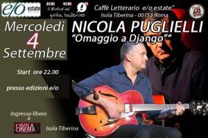 Nicola Puglielli al 28 Divino estate
