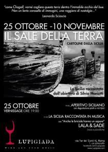 lala e Sade 25 0ttobre Mostra sicilia
