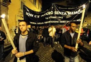 deportazione roma ghetto 1943