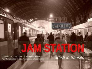 Jam Station 24 novembre
