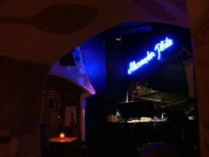 Alexander platz jazz club