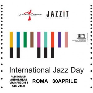 International jazz day roma