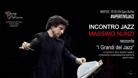 Massimo Nunzi presenta I grandi del jazz