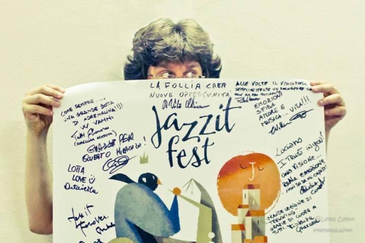 luciano vanni jazzitfest 2014
