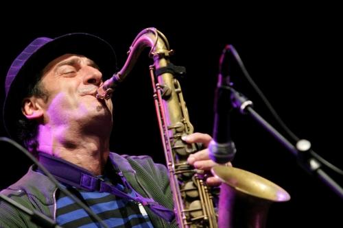 Francesco Bearzatti jazz sax