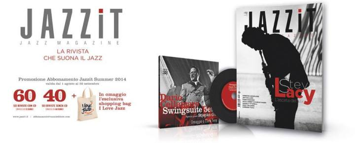 JazzIt campagna abbonamento 2014