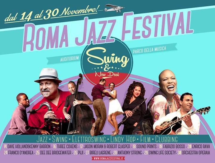 ROMA JAZZ FESTIVAL 2014