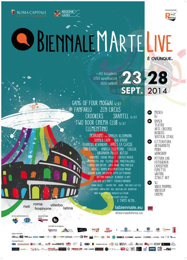 biennale-MARTELIVE 2014