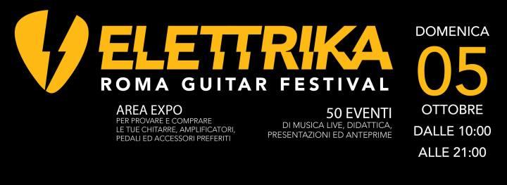 elettrika day roma 5.10.2014