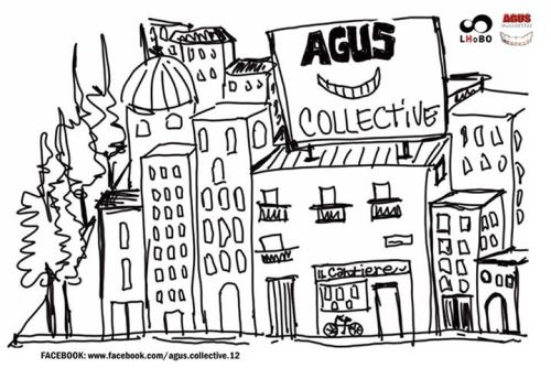 Agus Collective Opening Party 30.10.2014