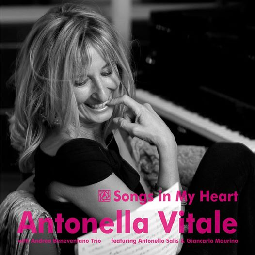 songs in my heart cover antonella vitale