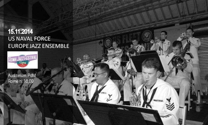 US naval europe  JAZZ ENSEMBLE