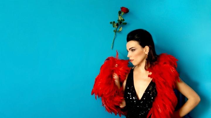 fotogramma Greta  videoclip