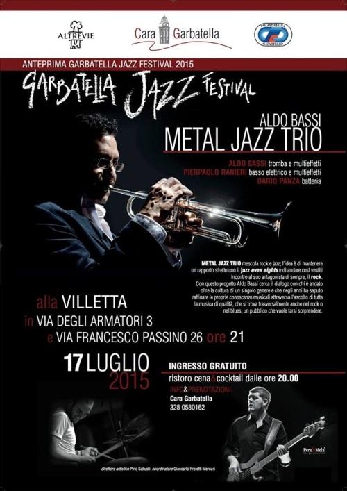 garbatella jazz festival 17 luglio 2015