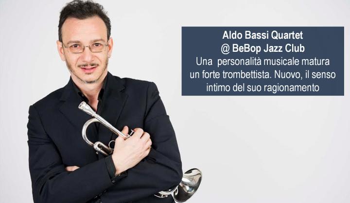 Aldo Bassi Quarte Bebop Jazz Ckub