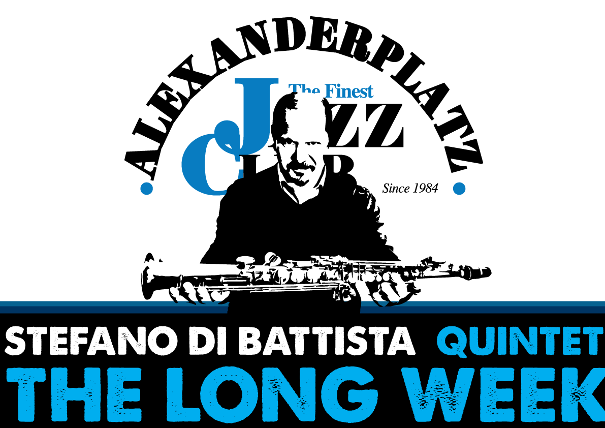stefano di battista Alexanderplatz jazz club roma