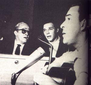 Vinicius de Moraes, Antonio Carlos Jobim, João Gilberto