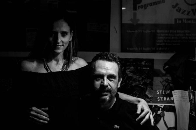 Cristiana Piraino, Eugenio Rubei